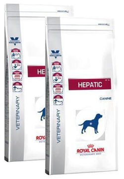 ROYAL CANIN Hepatic HF 16 2x12kg