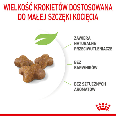 ROYAL CANIN Kitten 400g