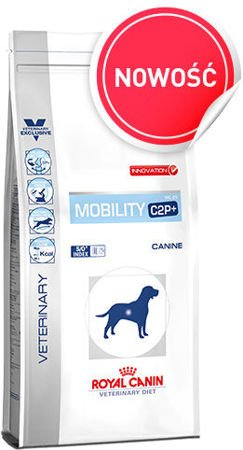 ROYAL CANIN Mobility C2P+ 2x12kg
