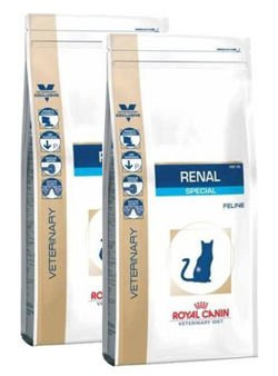 ROYAL CANIN Renal Special Feline RSF 26 2x4kg