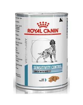 ROYAL CANIN Sensitivity Control SC 21 Duck&Rice 420g puszka