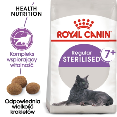 ROYAL CANIN Sterilised + 7 1,5kg