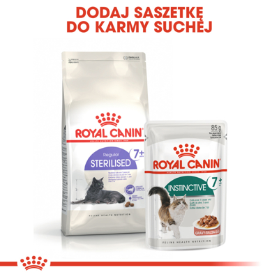 ROYAL CANIN Sterilised + 7 3,5kg