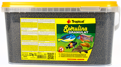 TROPICAL Spirulina Granulat 5000ml