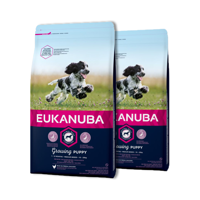 EUKANUBA Puppy&Junior Medium Breed 2x15kg