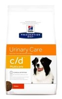 HILL'S PD Prescription Diet Canine c/d Urinary Care 2kg