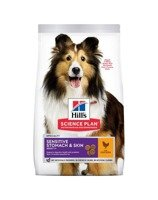 HILL'S SP Science Plan Canine Adult Sensitive Stomach 12kg