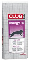 ROYAL CANIN Club Energy HE 20kg + 5x Kabanos