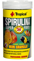 TROPICAL Super Spirulina Forte Mini Granulat 100ml