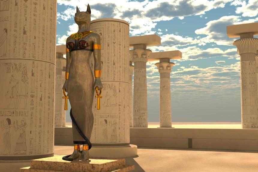 Koty w Egipcie – ich znaczenie i historia