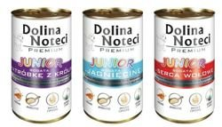 Dolina Noteci PREMIUM Junior MIX Smaków 18 x 400g