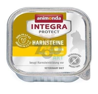 ANIMONDA Cat Integra Protect Struvit kurczak 100g tacka
