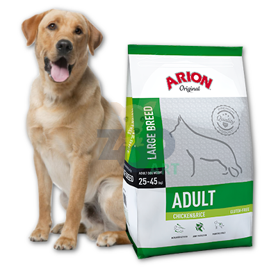 ARION Original Adult Large Breed Chicken&Rice 12kg