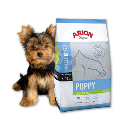ARION Original Puppy Small Breed Chicken & Rice 3kg