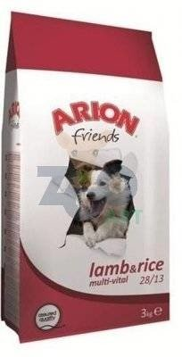 Arion Friends Lamb & Rice Multi-Vital 28/13 - 13kg + 2kg!!!!