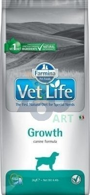FARMINA Vet Life Dog Growth 2kg