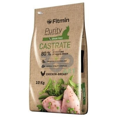 FITMIN Purity Castrate 10kg