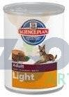 HILL'S SP Science Plan Canine Adult Light Kurczak 6 x 370g - puszka