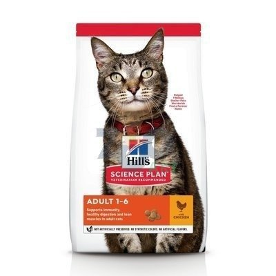 HILL'S SP Science Plan Feline Adult Kurczak 10kg