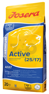 JOSERA Active Adult (25/17) 20kg