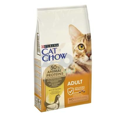 PURINA Cat Chow Adult Chicken and Rice 15kg + PRZESYŁKA GRATIS!!!
