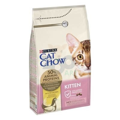 PURINA Cat Chow Kitten Chicken 1,5kg