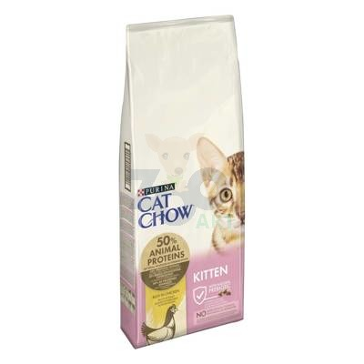 PURINA Cat Chow Kitten Chicken 15kg
