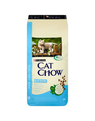 PURINA Cat Chow Kitten Chicken 400g
