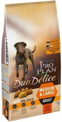 PURINA Pro Plan Adult Duo Delice Beef & Rice 10kg