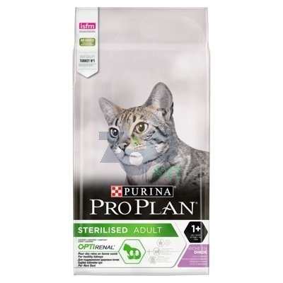 PURINA Pro Plan Cat Sterilised Turkey 10kg