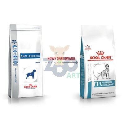 ROYAL CANIN Anallergenic AN18 3kg