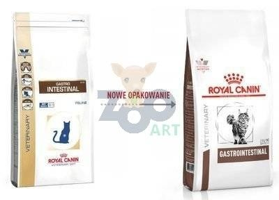 ROYAL CANIN Gastro Intestinal GI 32 400g KOT