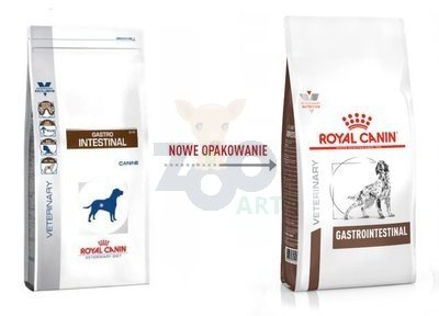 ROYAL CANIN Gastro Intestinal GI25 14kg PIES