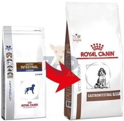 ROYAL CANIN Gastro Intestinal Junior GIJ29 2,5kg
