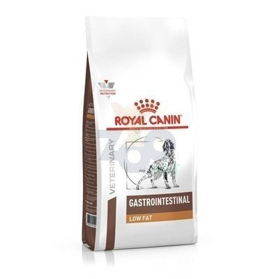 ROYAL CANIN Gastro Intestinal Low Fat LF22 12kg + BAYER Drontal - Dog flavour 2tabl.