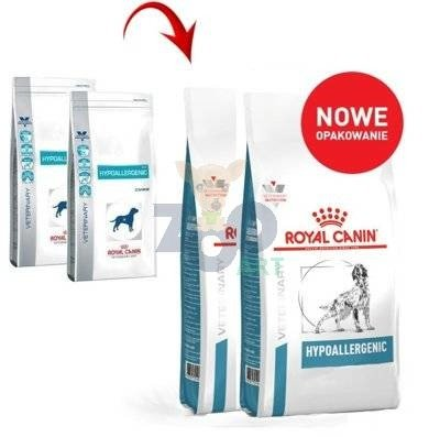 ROYAL CANIN Hypoallergenic 2x14kg (DR21)