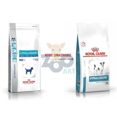 ROYAL CANIN Hypoallergenic Small Dog HSD24 1kg
