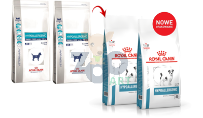 ROYAL CANIN Hypoallergenic Small Dog HSD24 2x3.5kg