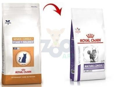 ROYAL CANIN Senior Consult Stage 1 Balanced 3,5kg