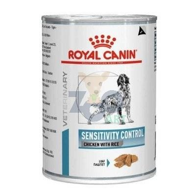 ROYAL CANIN Sensitivity Control SC 21 Chicken&Rice 420g puszka