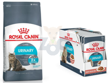 ROYAL CANIN Urinary Care 10kg + saszetka urinary 12x85g