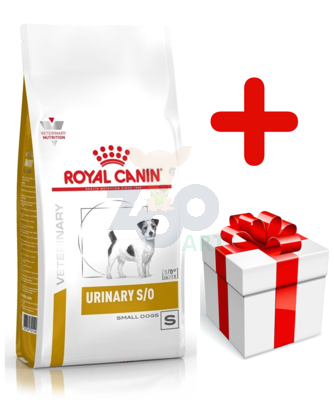 ROYAL CANIN Urinary S/O USD 20 Small Dog 4kg + niespodzianka dla psa GRATIS!