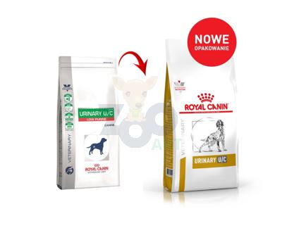 93a073e805 ROYAL CANIN Urinary U C Low Purine UUC18 14kg   Opakowanie uszkodzone (618)