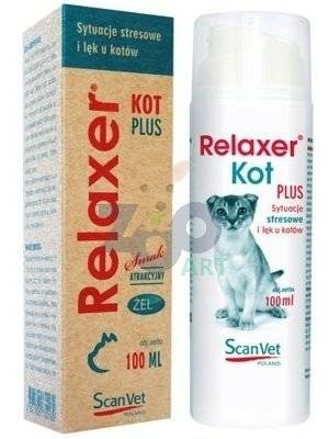 ScanVet Relaxer kot plus 100ml