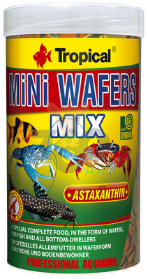 TROPICAL Mini Wafers Mix 250ml