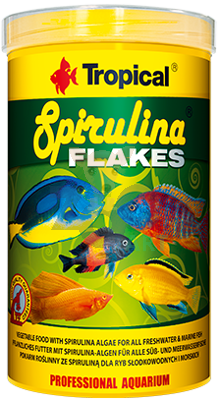 TROPICAL Spirulina Flakes 1000ml