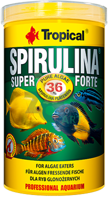 TROPICAL Super Spirulina Forte 1000ml