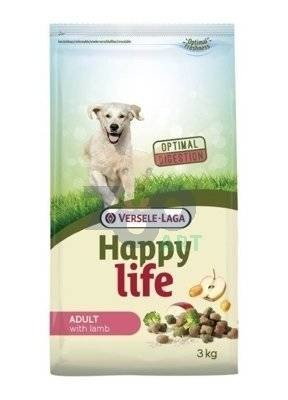 VERSELE-LAGA Happy Life Adult  Lamb 3kg