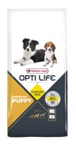 VERSELE-LAGA Opti Life Puppy Medium 2,5kg  + 1kg GRATIS !!!