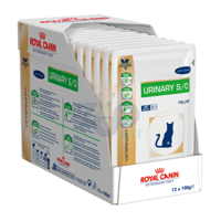 ROYAL CANIN Urinary S/O LP34 with chicken 12x100g saszetka